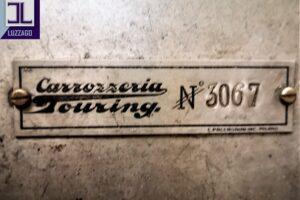 1946 ALFA ROMEO 2500 6C SPORT TOURING SUPERLEGGERA www.cristianoluzzago.it Brescia Italy (44)