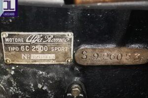 1946 ALFA ROMEO 2500 6C SPORT TOURING SUPERLEGGERA www.cristianoluzzago.it Brescia Italy (45)