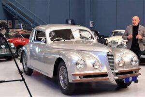 ALFA ROMEO 6C 2500 TOURING CRISTIANO LUZZAGO BACKSTAGE DOCUMENTARY GENTLEMAN DRIVER (3)