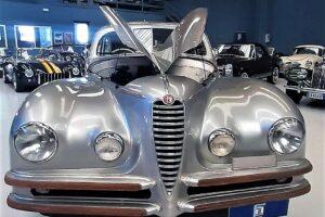 ALFA ROMEO 6C 2500 TOURING CRISTIANO LUZZAGO BACKSTAGE DOCUMENTARY GENTLEMAN DRIVER (5)