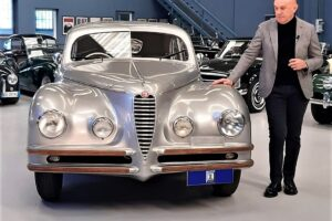 ALFA ROMEO 6C 2500 TOURING CRISTIANO LUZZAGO BACKSTAGE DOCUMENTARY GENTLEMAN DRIVER (6)