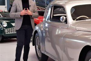 ALFA ROMEO 6C 2500 TOURING CRISTIANO LUZZAGO BACKSTAGE DOCUMENTARY GENTLEMAN DRIVER (8)