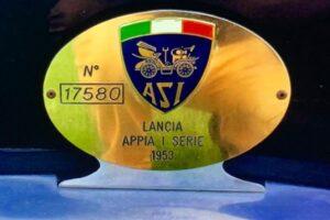 LANCIA APPIA 1a SERIE www.cristianoluzzago.it Brescia Italy (28)