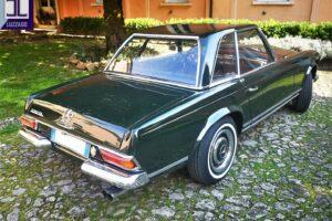 MERCEDES 230 SL www.cristianoluzzago.it Brescia Italy (20)