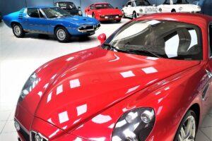 ALFA ROMEO 8 C COMPETIZIONE CRISTIANO LUZZAGO BACKSTAGE DOCUMENTARY GENTLEMAN DRIVER (3)