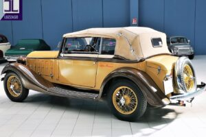 1934 ALFA ROMEO 6C 2300 GRAN TURISMO CABRIOLET CASTAGNA (10)