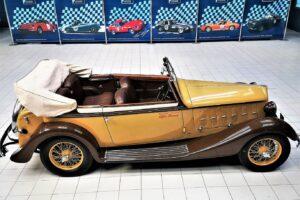 1934 ALFA ROMEO 6C 2300 GRAN TURISMO CABRIOLET CASTAGNA (12)