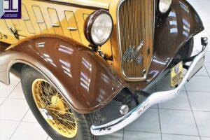 1934 ALFA ROMEO 6C 2300 GRAN TURISMO CABRIOLET CASTAGNA (15)