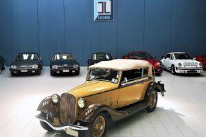 1934 ALFA ROMEO 6C 2300 GRAN TURISMO CABRIOLET CASTAGNA (2)
