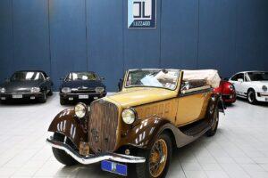 1934 ALFA ROMEO 6C 2300 GRAN TURISMO CABRIOLET CASTAGNA (3)
