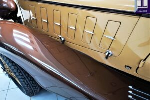 1934 ALFA ROMEO 6C 2300 GRAN TURISMO CABRIOLET CASTAGNA (32)