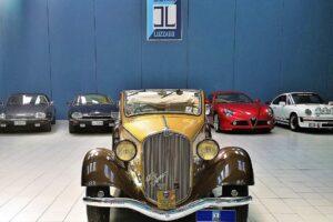1934 ALFA ROMEO 6C 2300 GRAN TURISMO CABRIOLET CASTAGNA (4)