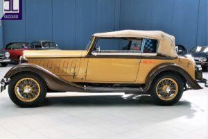 1934 ALFA ROMEO 6C 2300 GRAN TURISMO CABRIOLET CASTAGNA (9)