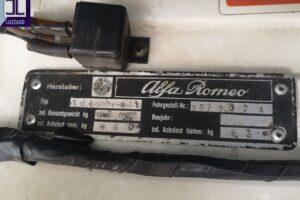 ALFA ROMEO SPIDER 1300 JUNIOR LONG TAIL www.cristianoluzzago.it Brescia italy (62)