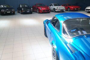 ALPINE RENAULT A 100 1600 SG www.cristianoluzzago.it brescia italy (15)