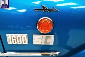 ALPINE RENAULT A 100 1600 SG www.cristianoluzzago.it brescia italy (40)