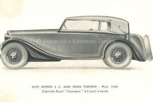 Cabriolet Castagna