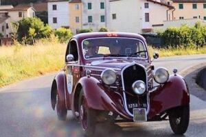 00 1000 MIGLIA 2021 FIAT 508 BERLINETTA AERODINAMICA CRISTIANO LUZZAGO 01 - Copia