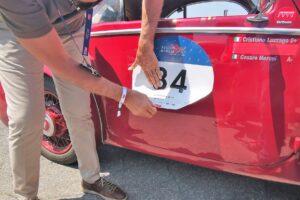 01 VERIFICHE (1) 1000 MIGLIA 2021 FIAT 508 BERLINETTA AERODINAMICA CRISTIANO LUZZAGO