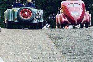 1000 MIGLIA 2021 FIAT 508 BERLINETTA AERODINAMICA CRISTIANO LUZZAGO 05