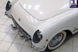 CHEVROLET CORVETTE C1 1954 www.cristianoluzzago.it brescia italy (17)