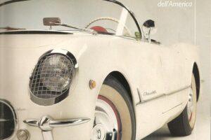 CHEVROLET CORVETTE C1 1954 www.cristianoluzzago.it brescia italy (59