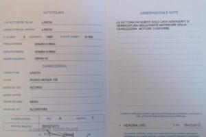 LANCIA DELTA INTEGRALE EVOLUZIONE www.cristianoluzzago.it brescia italy (61