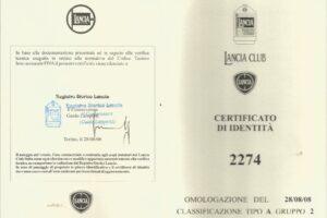 LANCIA DELTA INTEGRALE EVOLUZIONE www.cristianoluzzago.it brescia italy (62