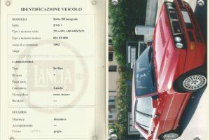 LANCIA DELTA INTEGRALE EVOLUZIONE www.cristianoluzzago.it brescia italy (63