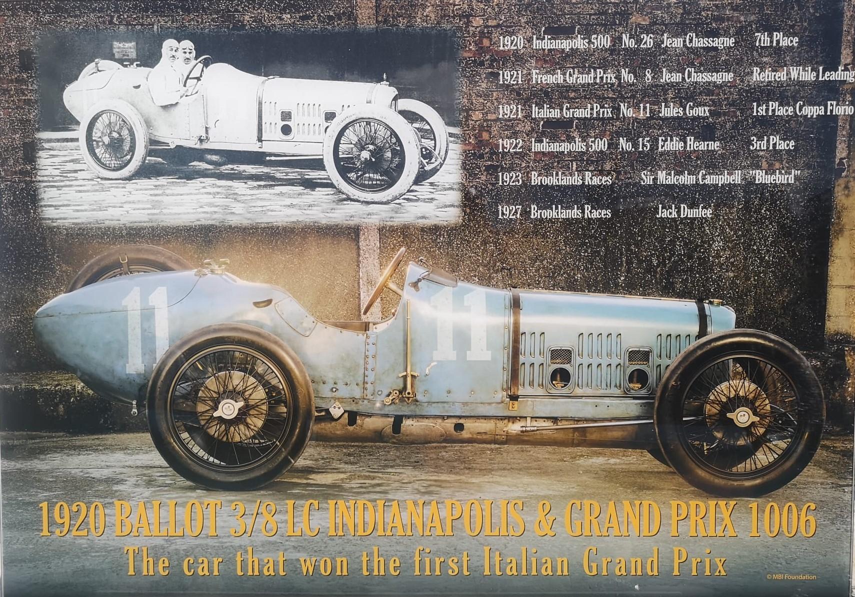 Circuito internazionale Brescia Montichiari -Rievocazione del Primo Gran Premio d'Italia