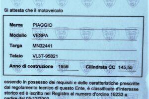 VESPA PIAGGIO 150 STRUZZO www.cristianoluzzago.it brescia italy (20)