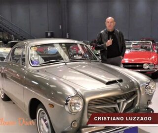 Discover this Italian beauty on my YouTube channel (EN subtitles). Thanx to @adrenaline24h.  #fiat1100tv #1000migliaeligible #1954cars #cl_theblueroom #rarecars #pininfarina #italianbeauty #carculture #carlearning