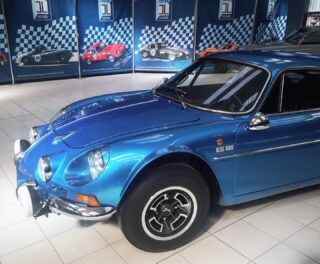New at The Blue Room, 1973 Alpine Renault A 110 VD SI  #cl_theblueroom #alpinerenault #classiccarslover #rarecars #racecar #frenchclassiccar #1973car